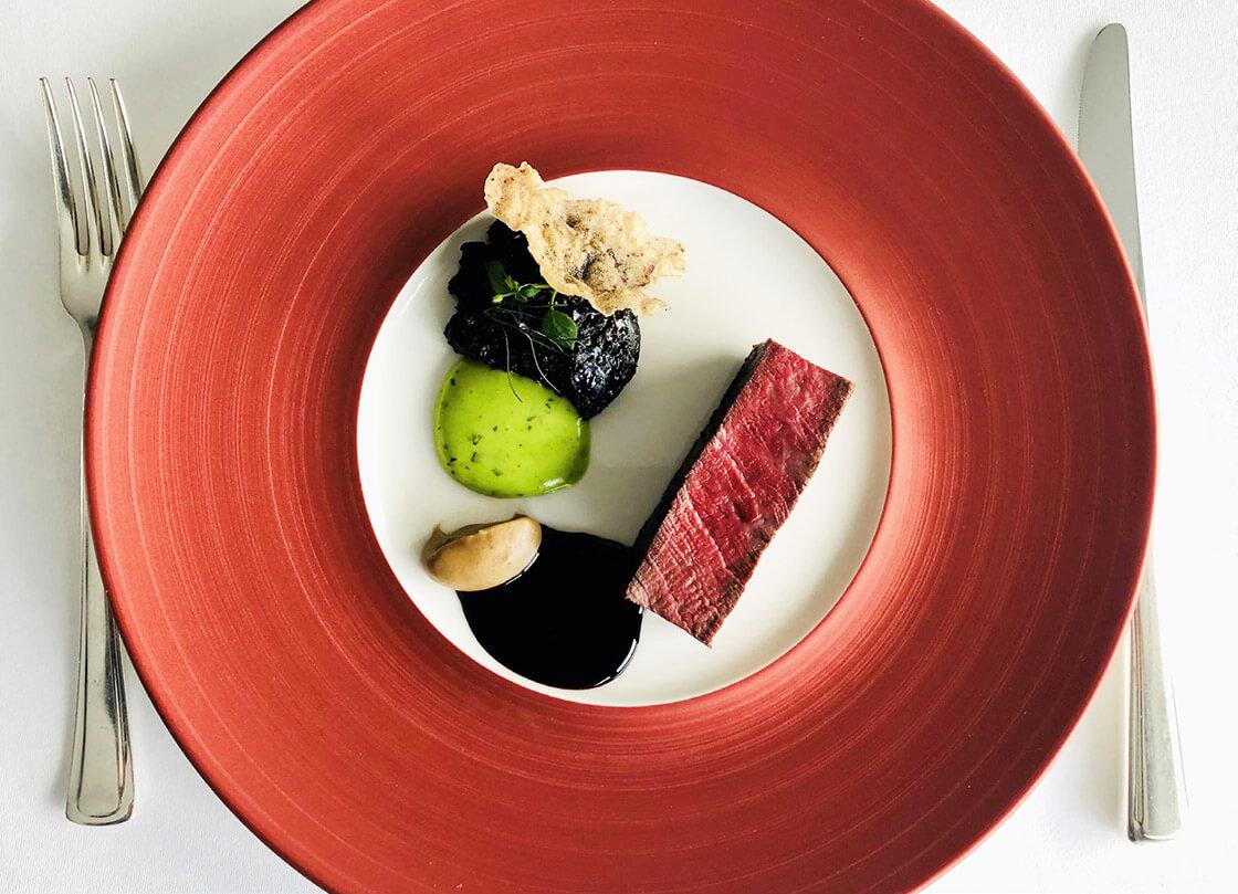 Schwitzers_Sternerestaurant_Bison_Foto