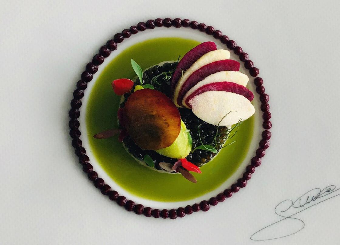Schwitzers_Sternerestaurant_jakobsmuschel_Foto
